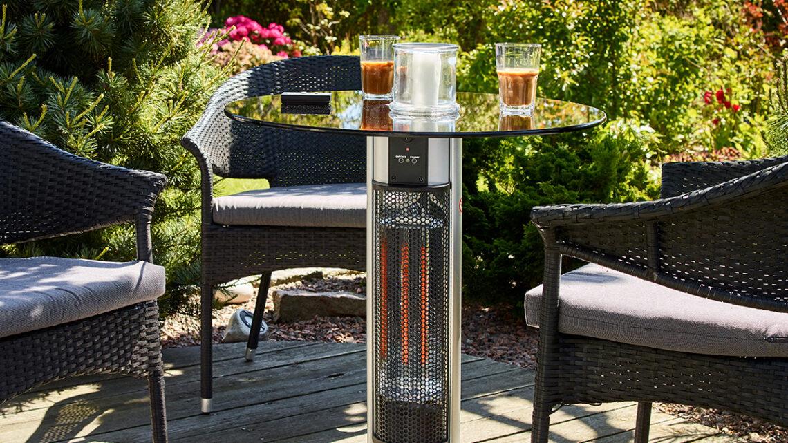 Hortus terrassevarmer – De bedste terrassevarmere fra Hortus