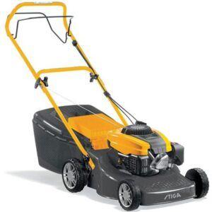 bedste græsslåmaskine