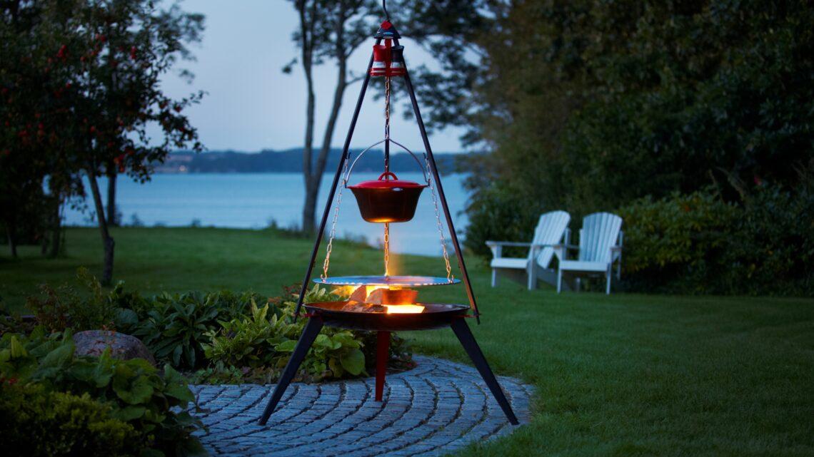Bonfire bålfad guide – Hvilken model passer til din have?