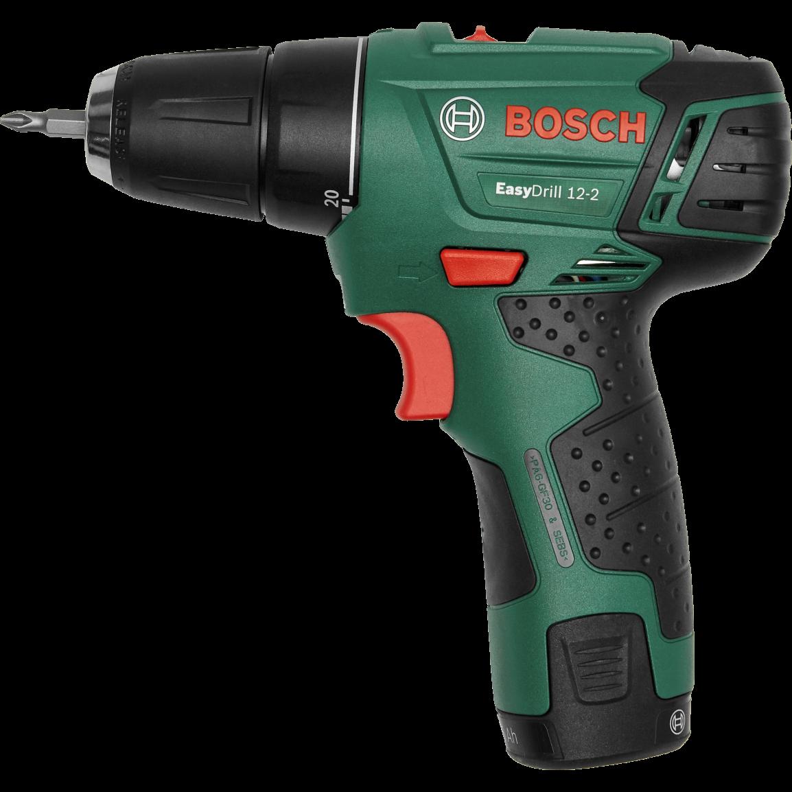Bosch akku boremaskine