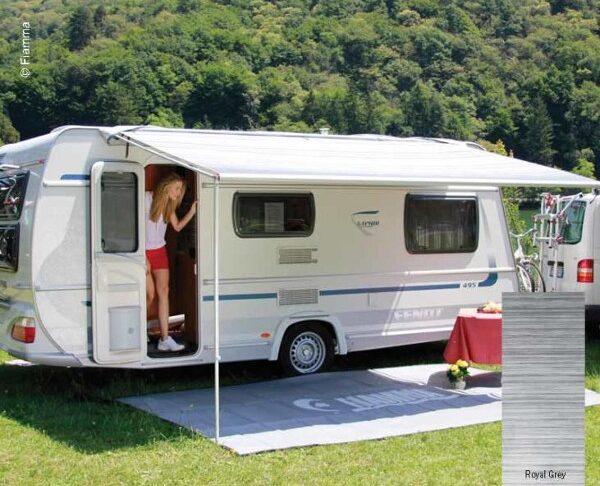 Markise til campingvogn