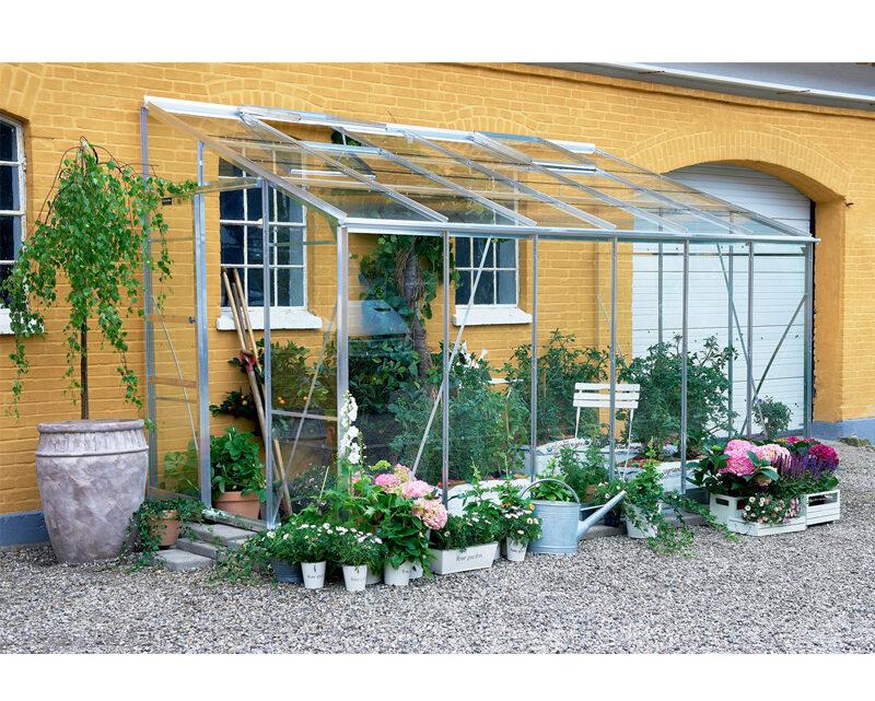 Drivhus til væg – Find det perfekte væg-drivhus der passer dit hjem