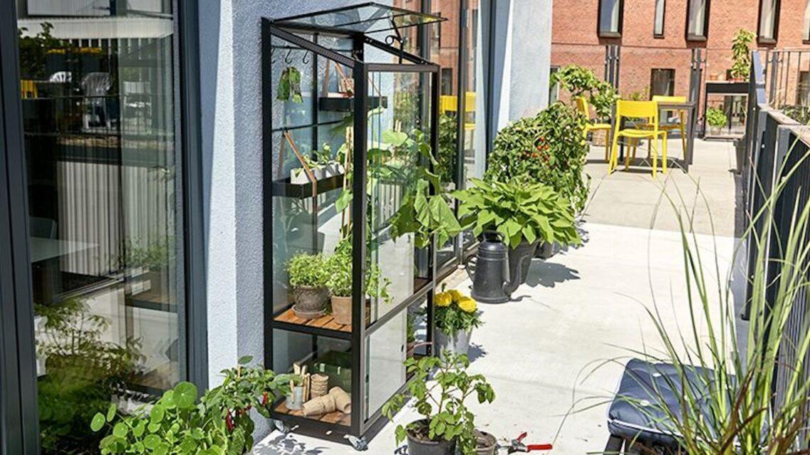 Mini drivhus Guide – Find et lille drivhus til f.eks. en altan