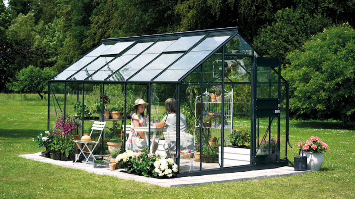 Juliana drivhus Guide – Drivhuse til ethvert behov