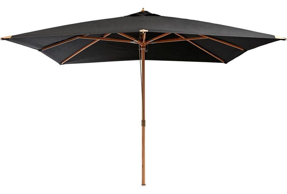 bedste parasol til terrassen