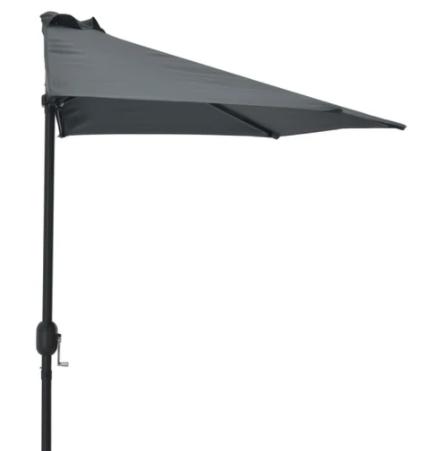 billig parasol til altan