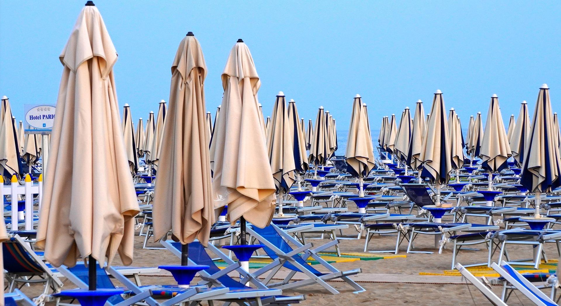 strandparasoller