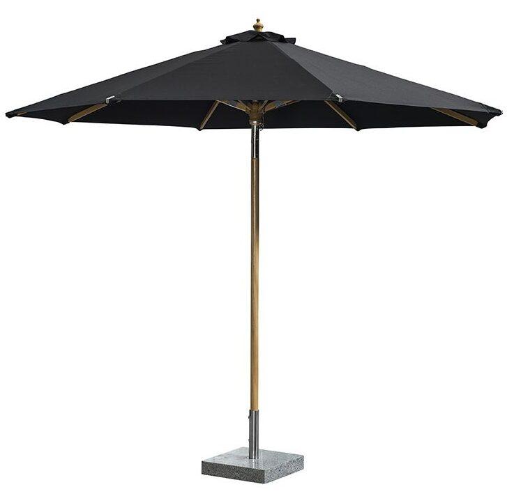 Billig parasol med tilt