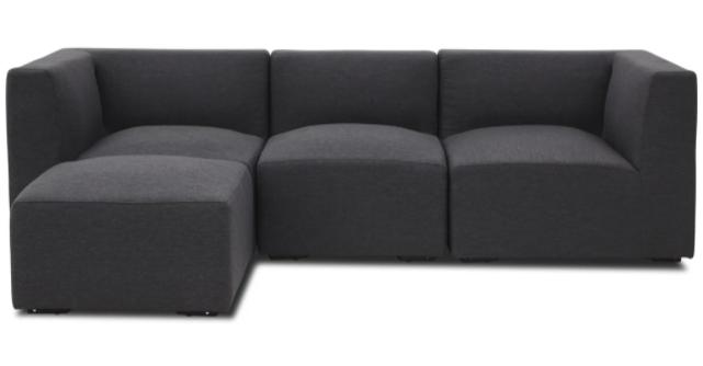 bedste loungesæt med chaiselong