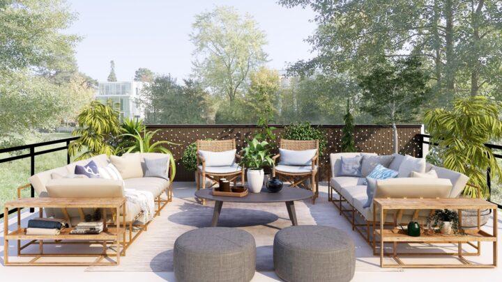 Loungesæt – Vi guider dig til de billigste og bedste loungesæt til din terrasse