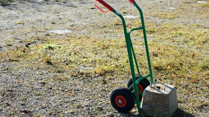 Sammenklappelig sækkevogn – Her finder du en smart og billig foldbar sækkevogn