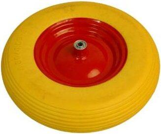 punkterfri hjul til trillebør