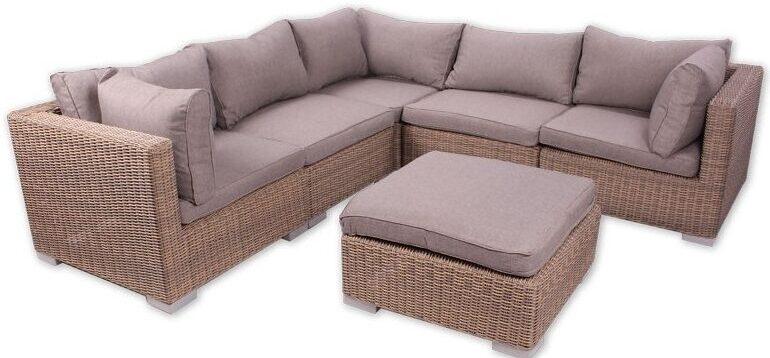 bedste loungesæt til prisen