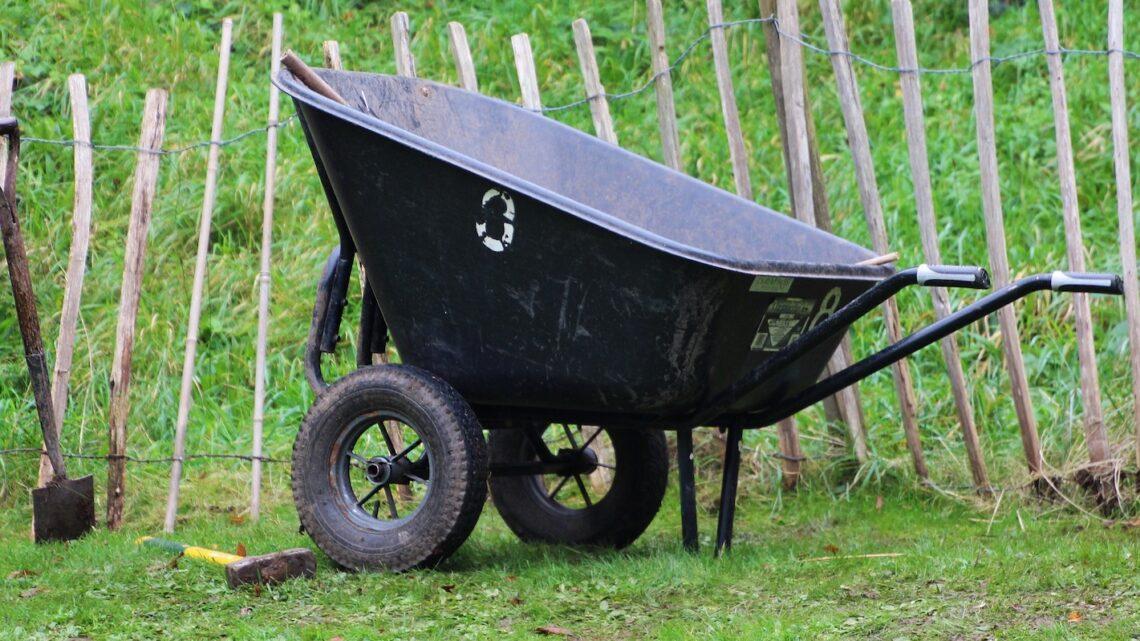 Trillebør med to hjul – Find den bedste tohjulede trillebør til dit behov i vores guide