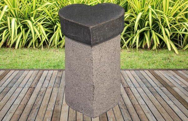 granit haveskammel